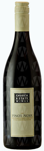 Church & State Wines Hollenbach Pinot Noir