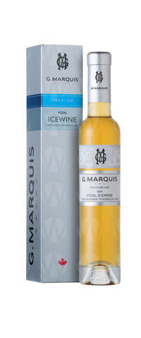 G. Marquis Vineyards Vidal Icewine