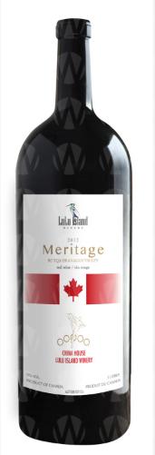 Lulu Island Winery Meritage