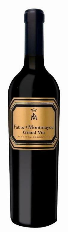 Bodegas Fabre Fabre Montmayou Grand Vin Bottle Preview