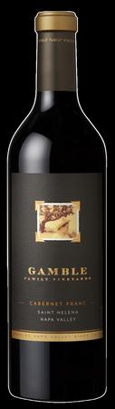 Gamble Family Vineyards Cabernet Franc Bottle Preview