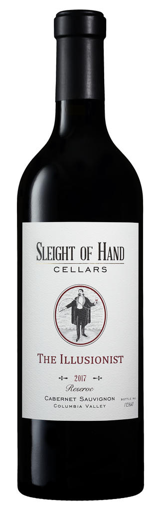 Sleight of Hand Cellars The Illusionist Bottle Preview