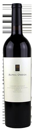 Alpha Omega Beckstoffer Missouri Hopper Cabernet Sauvignon Bottle Preview