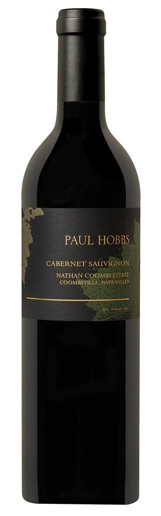 Paul Hobbs Nathan Coombs Estate Vineyard Cabernet Sauvignon Bottle Preview
