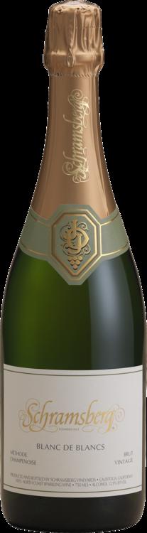 Schramsberg Vineyards Blanc de Blancs Bottle Preview