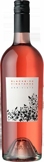 Arriviste Napa Valley Proprietary Rosé Wine Bottle