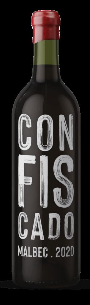 Crowdfarming.wine CONFISCADO / Malbec Bottle Preview