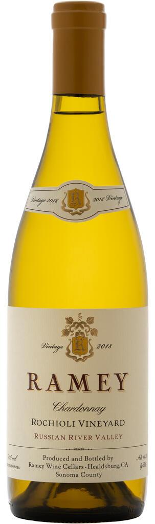 Chardonnay, Rochioli Vineyard, Russian River Valley Bottle