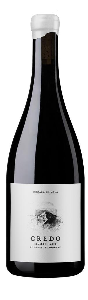 Escala Humana Wines CREDO Semillón El Peral Bottle Preview