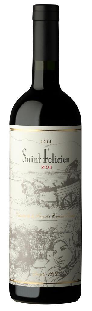 Bodega y Viñedos Catena Saint Felicien Syrah Bottle Preview