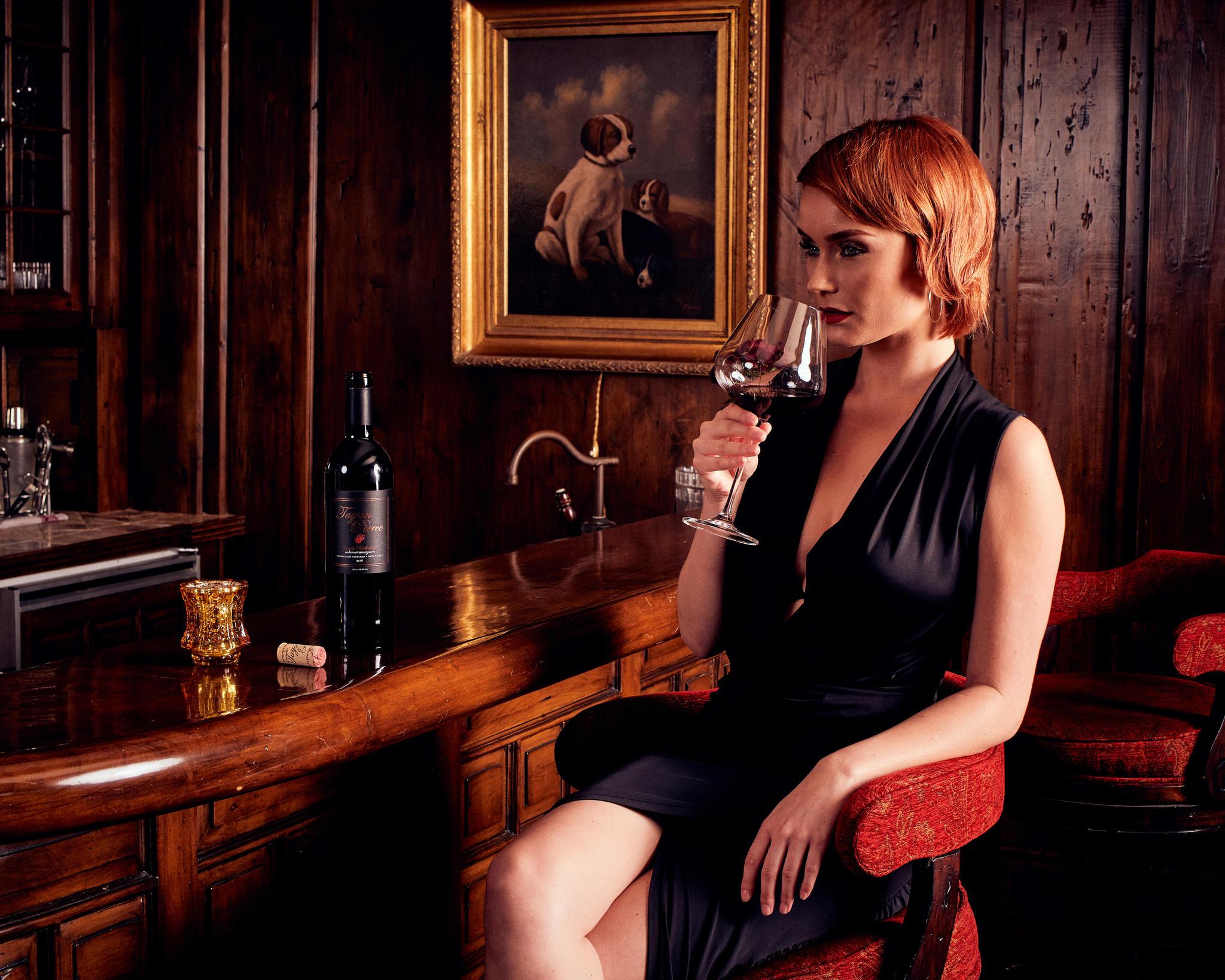 Tayson Pierce Wines Cover Image