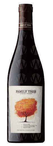Henry of Pelham Family Estate Winery Family Tree Red
