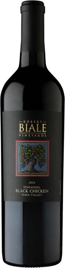 Robert Biale Vineyards Black Chicken Zinfandel Bottle Preview