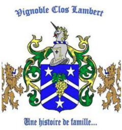 Vignoble Clos Lambert Logo