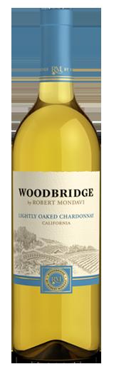 Woodbridge Lightly Oaked Chardonnay Bottle Preview