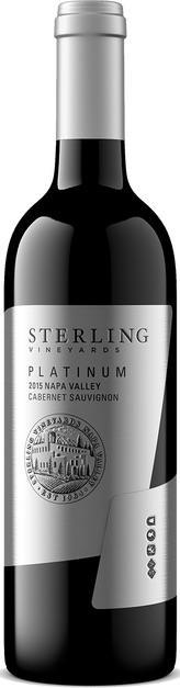 Platinum Cabernet Sauvignon Bottle