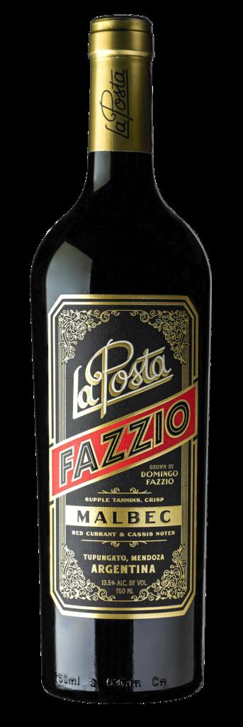La Posta Vineyards LA POSTA FAZZIO MALBEC Bottle Preview