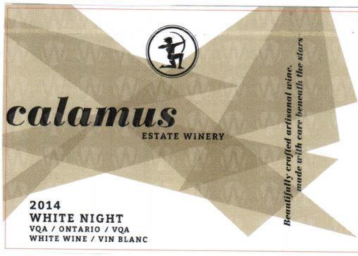 Calamus Estate Winery White Night