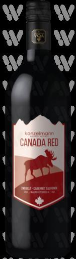 Konzelmann Estate Canada Red