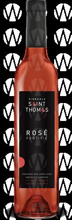 Vignoble Le Mernois Rosé Fortifié