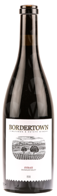 Bordertown Vineyards & Estate Winery Syrah