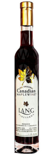 Lang Vineyards The Original Canadian Maple Red