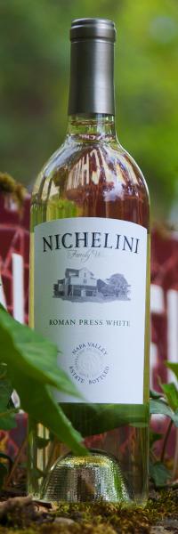 Nichelini Family Winery Roman Press White Bottle Preview