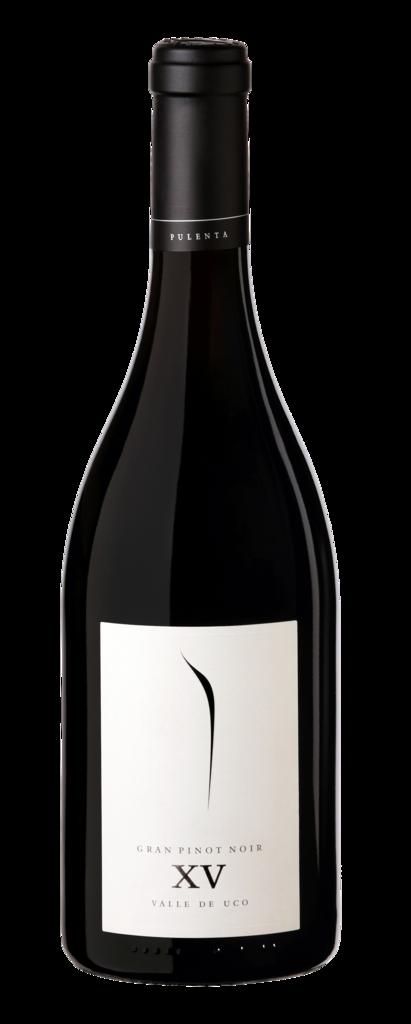 Pulenta Estate Pulenta Gran Pinot Noir 2018 Bottle Preview