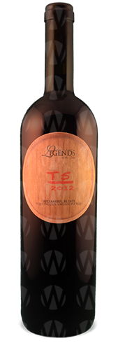 Legends T5 Red Barrel Blend