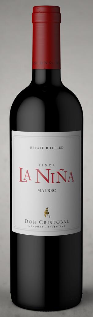 Bodega Don Cristobal Finca La Niña Malbec Bottle Preview