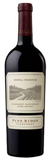 Pine Ridge Vineyards Howell Mountain Cabernet Sauvignon Bottle Preview