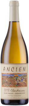 Ancien Wines NAPA VALLEY-COOMBSVILLE HAYNES VINEYARD CHARDONNAY Bottle Preview