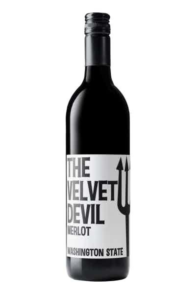 House of Smith The Velvet Devil Merlot Bottle Preview