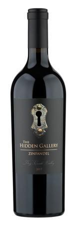 Patland Estate Vineyards Hidden Gallery Zinfandel Bottle Preview