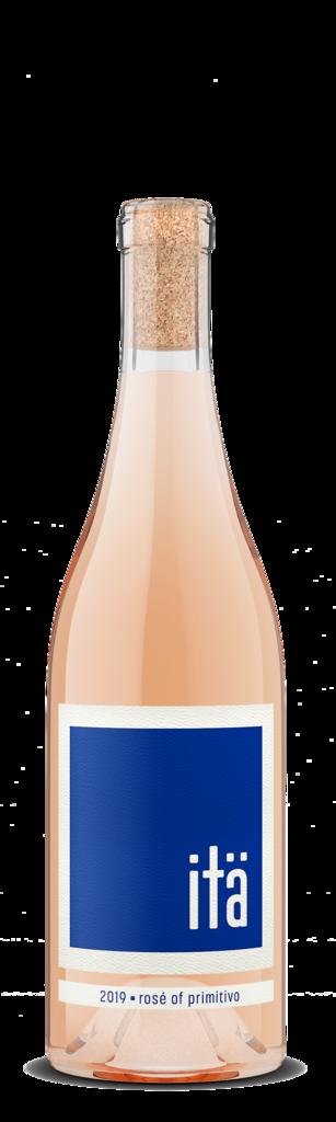 itä wines rosé of primitivo Bottle Preview