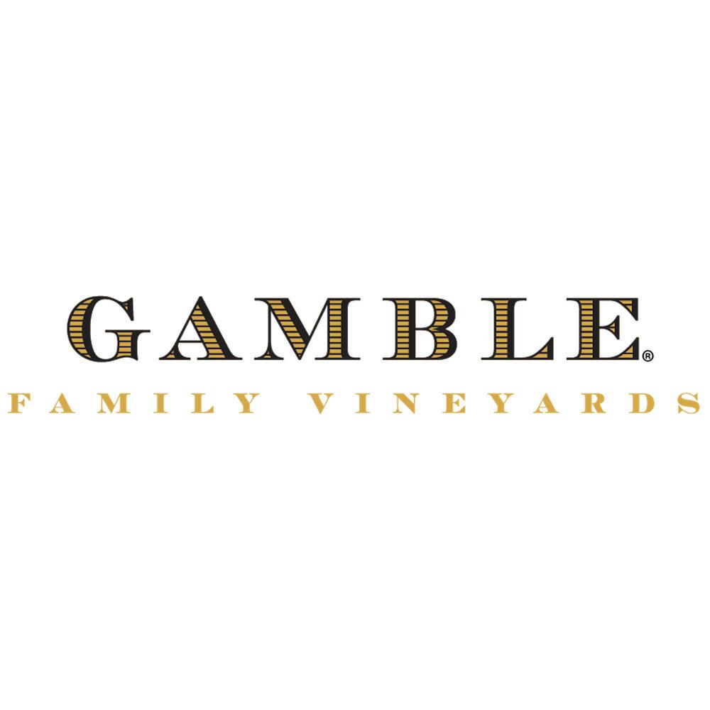 Gamble Family Vineyards Logo
