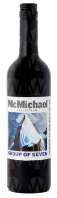 McMichael Collection Wines Group of Seven Cabernet Merlot