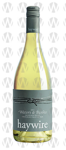Haywire Waters & Banks Sauvignon Blanc