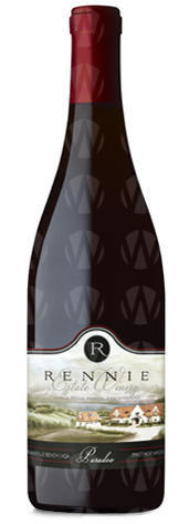 Rennie Estate Winery Paradox Pinot Noir