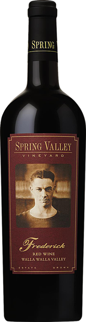 Spring Valley Vineyard Frederick Red Wine Bottle Preview