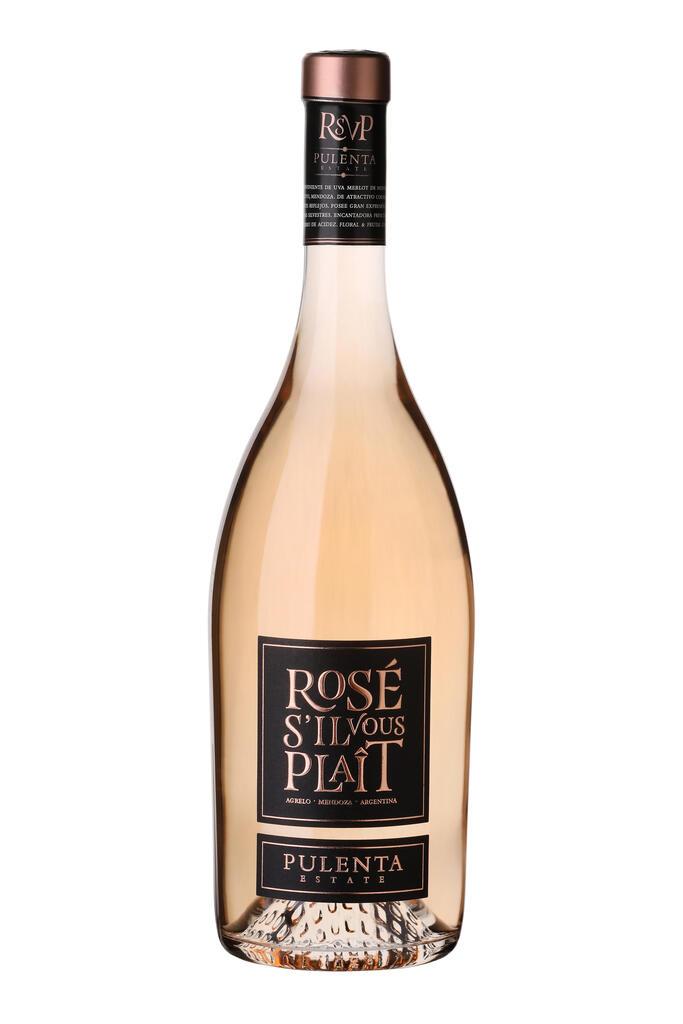 Rosé si'l vous plait Bottle