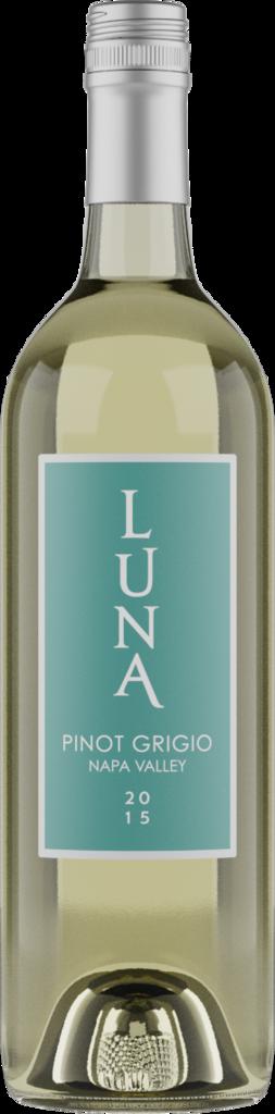 Luna Vineyards Pinot Grigio Bottle Preview