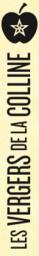 Les Vergers de la Colline Logo