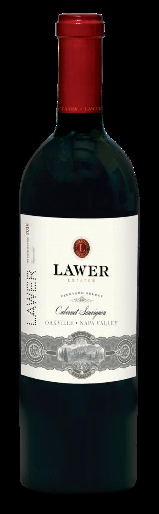 Lawer Estates Lawer Estates Oakville Cabernet Sauvignon Bottle Preview