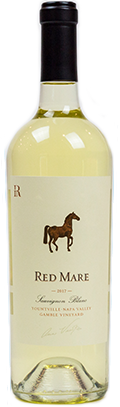 Red Mare Wines Chardonnay Bottle Preview