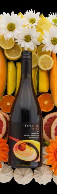 Three Clicks Wines Grenache Blanc Bottle Preview