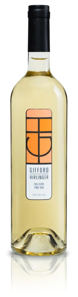 Estate Pinot Gris Bottle