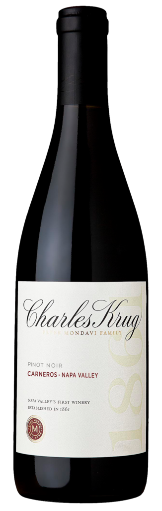 Charles Krug Carneros - Napa Valley Pinot Noir Bottle Preview