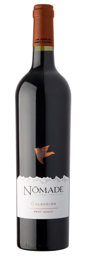 Nomade Wines & Vineyards Nomade Colección Petit Verdot Bottle Preview