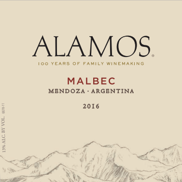 Alamos Wines Logo